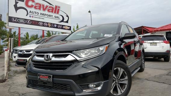 Honda Crv Awd Negra 2017