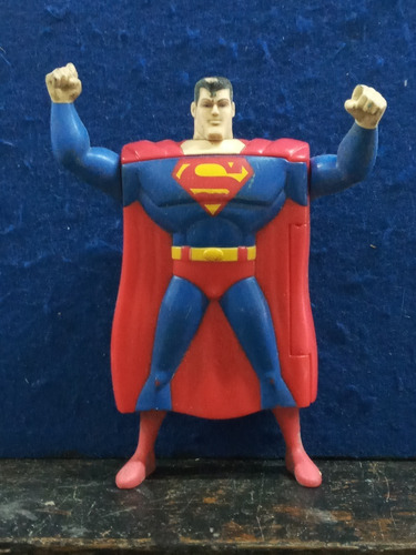 Super Heroes * Superman * Mcdonald * 2007 *