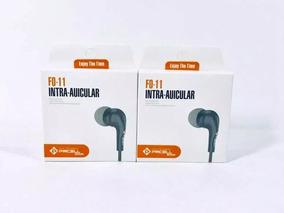 Fone De Ouvido Intra-auricular Pmcell F0-11 Pronta Entrega