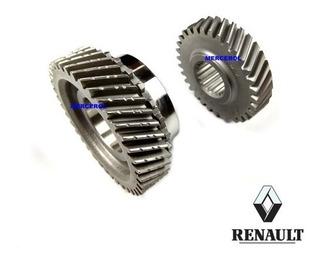 Engrenagens 5° Marcha 32x39 Renault Clio Sandero Scenic