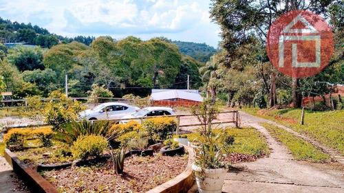 Chácara Com 4 Dormitórios À Venda, 3500 M² Por R$ 1.490.000,00 - Morro Grande Da Boa Vista - Bragança Paulista/sp - Ch0223