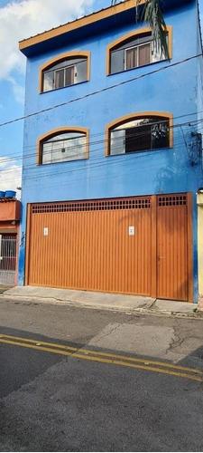 Imagem 1 de 15 de Sobrado Para Venda No Bairro Residencial Parque Cumbica Em Guarulhos - Cod: Ai23651 - Ai23651