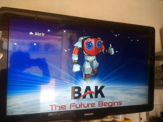 Dvd Player Bak Bk-dvd-40usb Funcionando Tudo