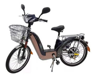 Bicicleta Elétrica 350w + Frete Grátis Santa Catarina