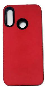 Funda Anti Golpes Motorola Moto E6 Plus + Vidrio Templado