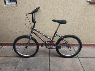 Bicicleta Mountain Bike Rodado 16, Exelente Estado!!