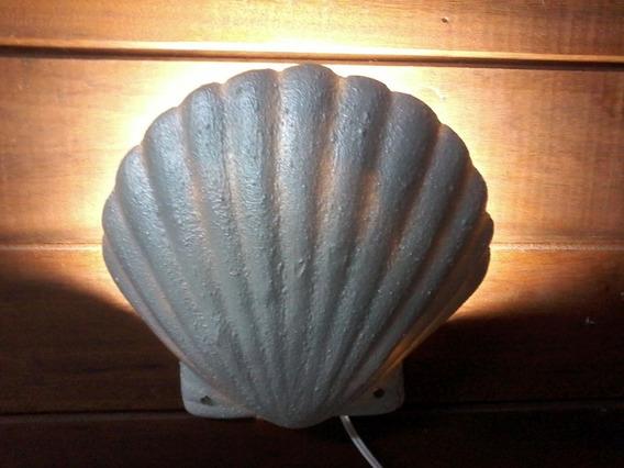 Spot Concha Shell Em Resina