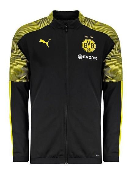 Jaqueta Puma Borussia Dortmund Poly With Evo