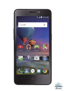 Zte Midnight Pro 4 Lte Black Simple Mobile Con 8gb De ...
