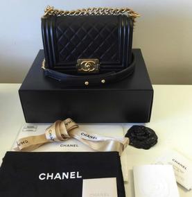 Chanel Boy Mini / Entrega Imediata / Frete Grátis