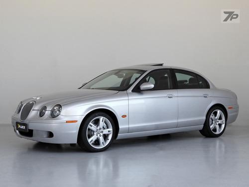 Imagem 1 de 11 de Jaguar S-type 4.2 R V8 32v Gasolina 4p Automático