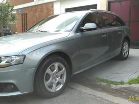 Audi A4 Avant 1.8 Attraction Tfsi Multitronic 2012