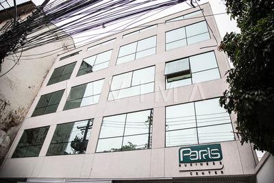 Sala Comercial No Paris Business Center, São Cristóvão. - Liv-2683