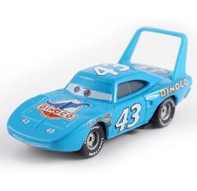 Disney Pixar Cars Dinoco 43 Escala 1:55