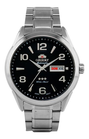Relógio Masculino Orient Automático 469ss052 G2sx 4,3cm