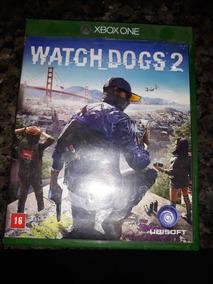 Watch Dogs 2 Novo Usado Xbox One
