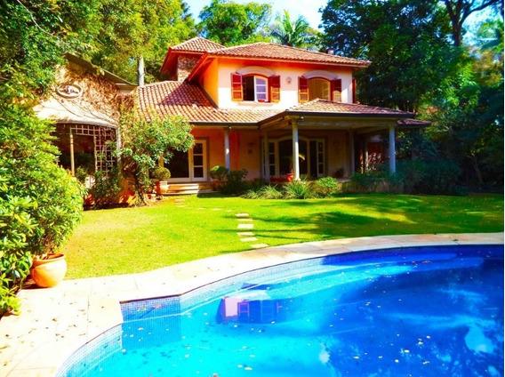 Casa Para Aluguel, 4 Dormitórios, Chácara Flora - São Paulo - 952