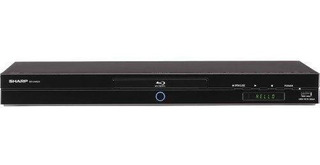 Reproductores De Blu-ray Disc Bdams20u Sharp