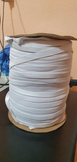 Elástico Cubre Bocas 200mt 1cm
