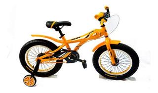 Bicicleta Rodado 16 Fat Hunter