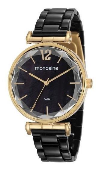 Relógio Mondaine Feminino 53744lpmvdf2 Preto