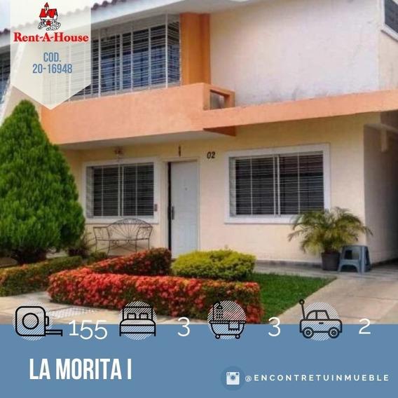 Townhouse En Venta En Maracay, La Morita I 20-16948 Scp