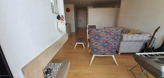 Apartamento En Santa Barbara Fr 20-759