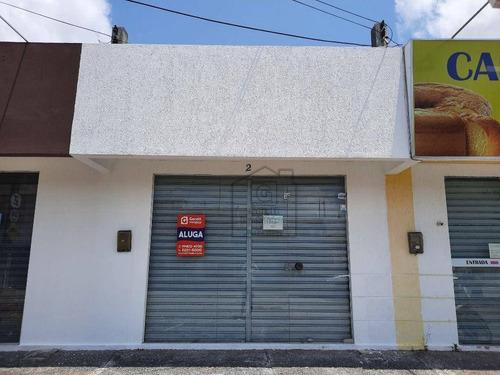 Imagem 1 de 8 de Loja Para Alugar, 57 M² - Capim Macio - Natal/rn - Lo0054 - Lo0054