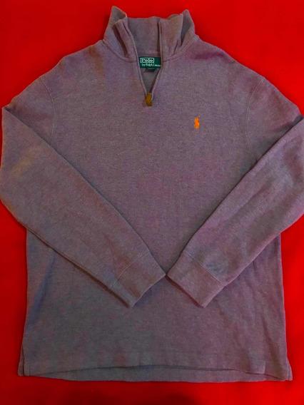 Sweater/ Sudadera Polo Ralph Lauren Original Talla L/lacoste
