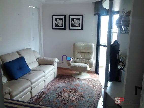 Apartamento Com 4 Dormitórios À Venda, 184 M² Por R$ 1.000.000 - Água Fria - São Paulo/sp - Ap3945