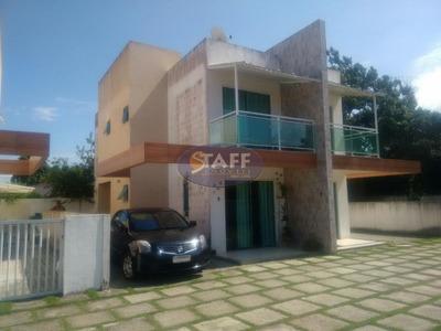 Excelente Duplex Dois Quartos 250m Da Praia De Unamar - Ca0825