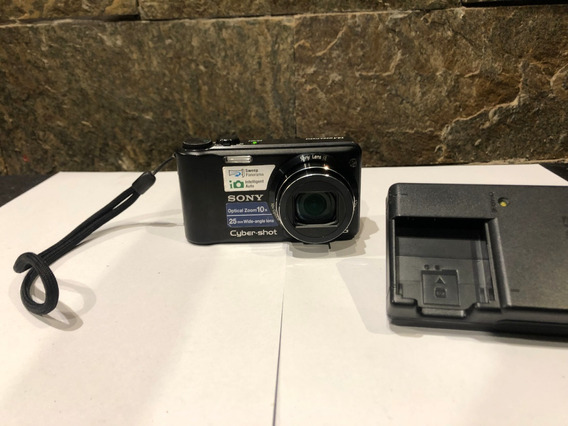Câmera Sony Cyber Shot 14.1 Mega Pixels H55