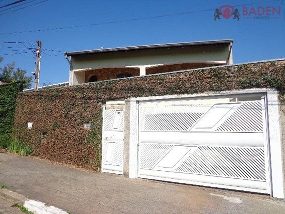 Casa Residencial Em Campinas - Sp, Jardim Santa Genebra - Ca00917