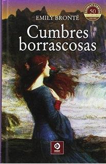 Cumbres Borrascosas - Bronte - Tapa Dura Edimat Grupal