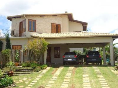 Casa Com 4 Quartos Para Alugar No Campo Da Cachoeira Em Poços De Caldas/mg - 2289