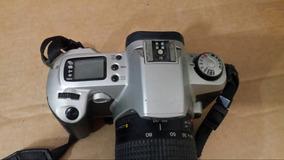 Câmera Analógica Canon Rebel 500 Com Lente