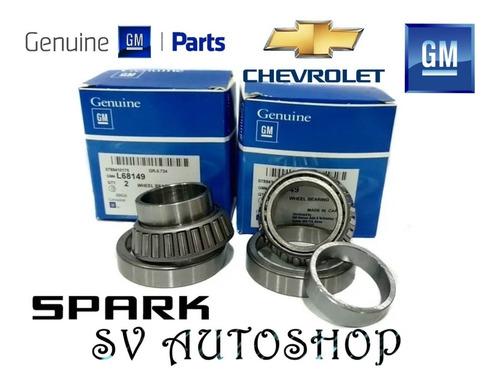 Rolinera Rodamiento Delantero Spark Matiz L68149 Separador