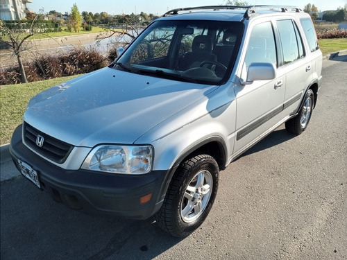 Honda Cr-v 2.0 4x4 Si 1998 Manual Unico Dueño Impecable!!