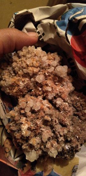 Vendo Minerales En Piedra Son Calcitas De Varios Colores