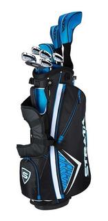 Golfargentino Set Completo Strata 12 Pcs Ideal Principantes