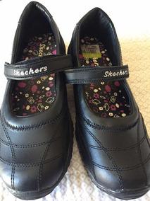 Zapato Colegio Skechers 33. Nuevos!!