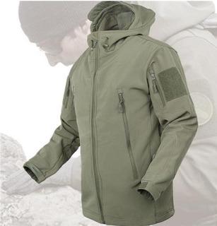 T1280 Chaqueta Tactica Militar Outdoor Trekking Montaña