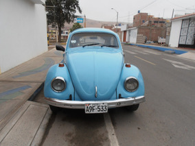 Volkswagen Escarabajo - Solo Tacna