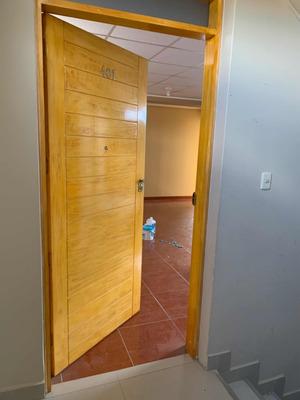 Departamento De Dos Dormitorios, Sala Comedor Cocina Baño