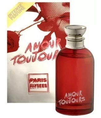 Perfume Paris Elysees Amour Toujours Edt Feminino 100ml