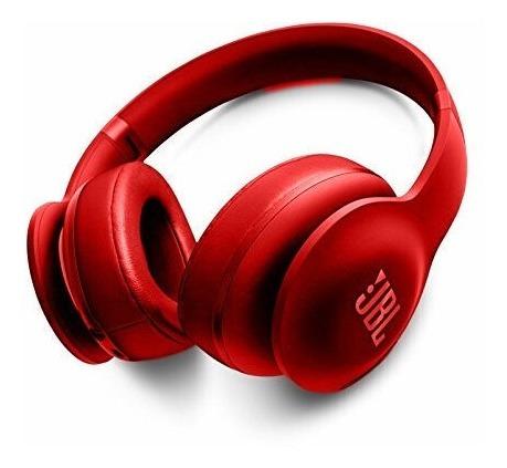 Fone De Ouvido Jbl Bluetooth Vermelho
