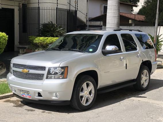 Chevrolet Tahoe 4x4 Año 2013