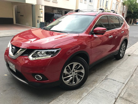 Nissan X-trail 2.5 Exclusive Awd 3 Row 2016
