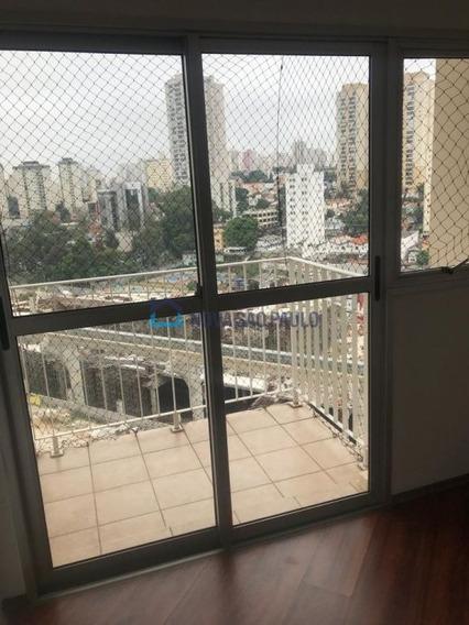 Apartamento Jd Aeroporto, Perto Do Parque Chuvisco, 2 Dormitórios, Varanda, Lazer Completo, 1 Vaga - Bi27734