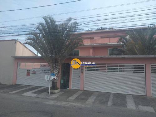 Linda Cobertura Com 4 Dormitórios À Venda, 190 M² Por R$ 380.000 - Recreio - Rio Das Ostras/rj - Co0046